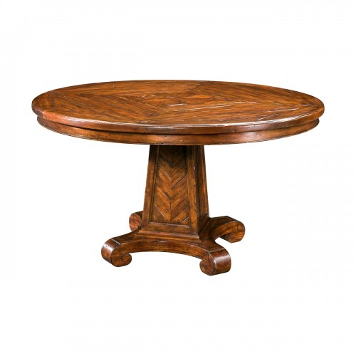 The Regency Guest Bistro Table, Theodore Alexander Table, Brooklyn, New York, Furniture by ABD