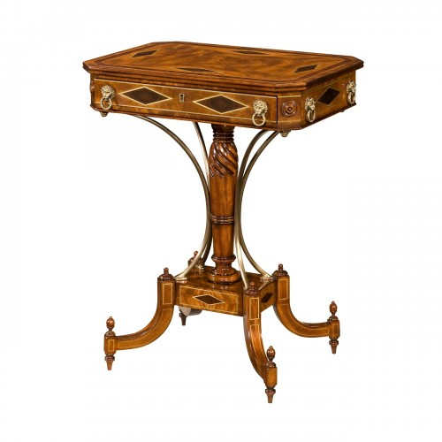 RE50023 Delightful Regency Occasions Accent Table Theodore Alexander