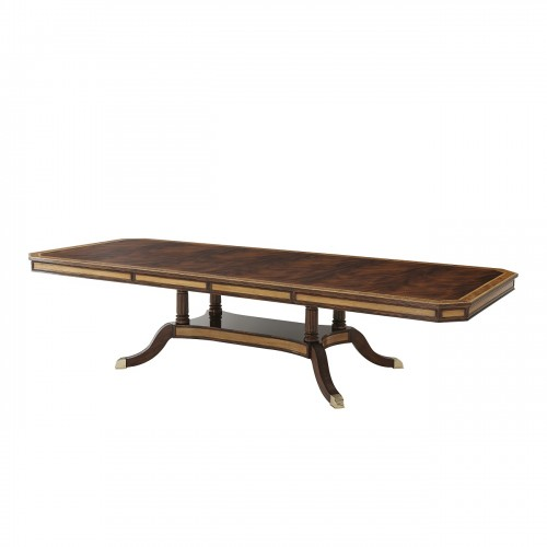 5402 236 Gabrielle'S Dining Table Theodore Alexander