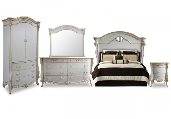 Rachel Bedroom set, Complete Bedroom Sets for Sale Brooklyn - Accentuations Brand