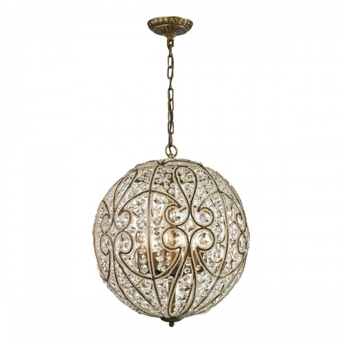 ELK Lighting Elizabethan 159758 Pendant Lighting Brooklyn,New York - Accentuations Brand