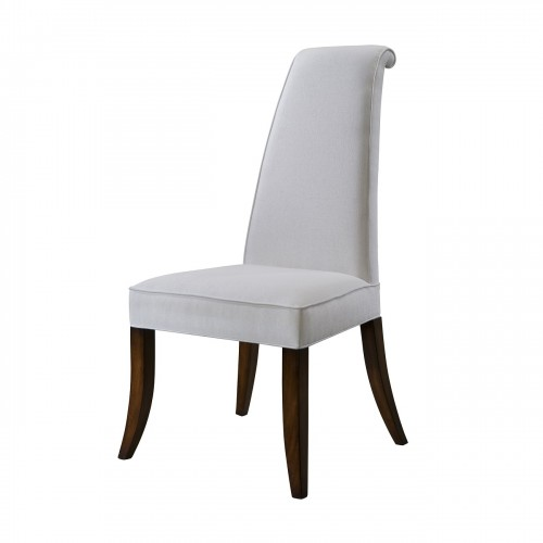 backless chair theodore alexander