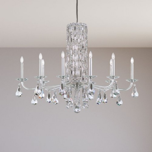 Schonbek Sarella Chandelier RS83101 Brooklyn, New York - Accentuations Brand