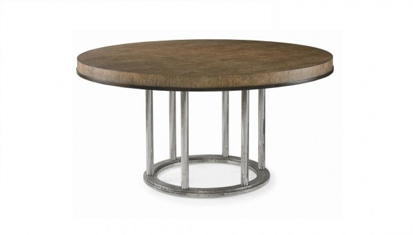 Cornet Round Round Dining Tables for Sale, Century Furniture Dining Table Online Brooklyn, New York