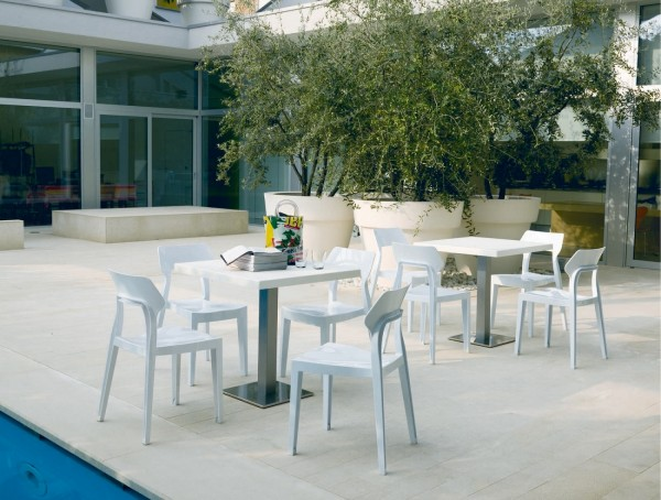 Aria Chair, Bontempi Casa Dining Chairs