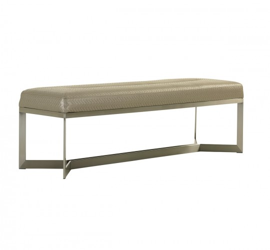 Macarthur Amador Upholstered Bed Bench, Lexington Upholstered Bed Bench