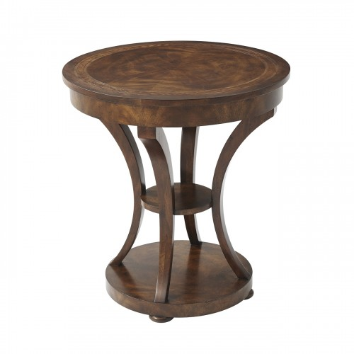 5005 772 Brooksby'S Occasion Accent Table theodore alexander
