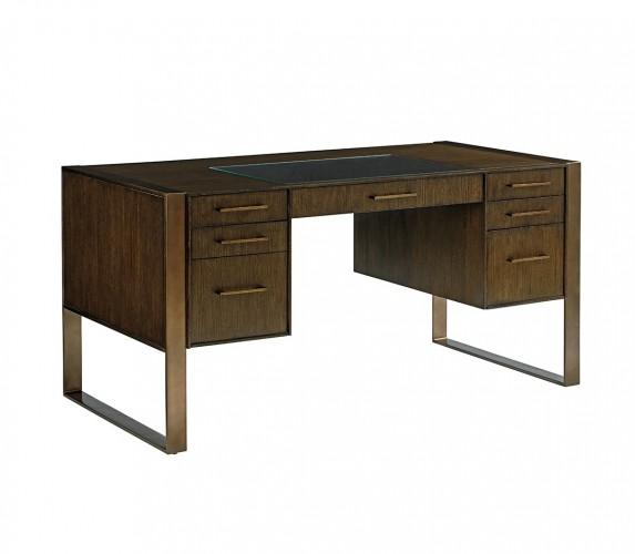 Cross Effect Structure Desk, Lexington Home Brands Desk