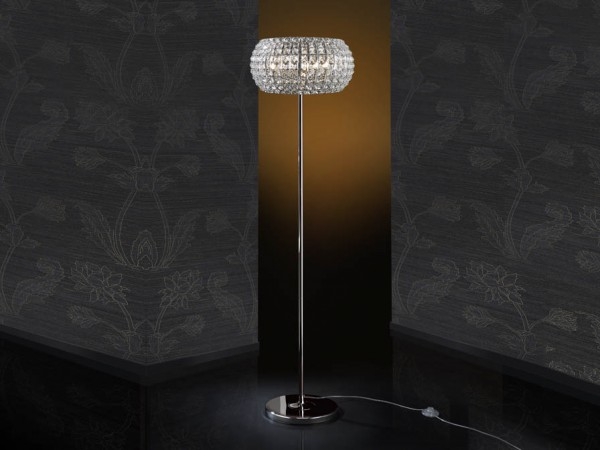 Schuller Diamond Floor Lamp Modern Table Lamps for Sale Brooklyn,New York- Accentuations Brand