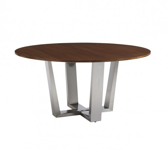 Kitano Mandara Round Dining Table, Lexington Round Dining Tables For Sale