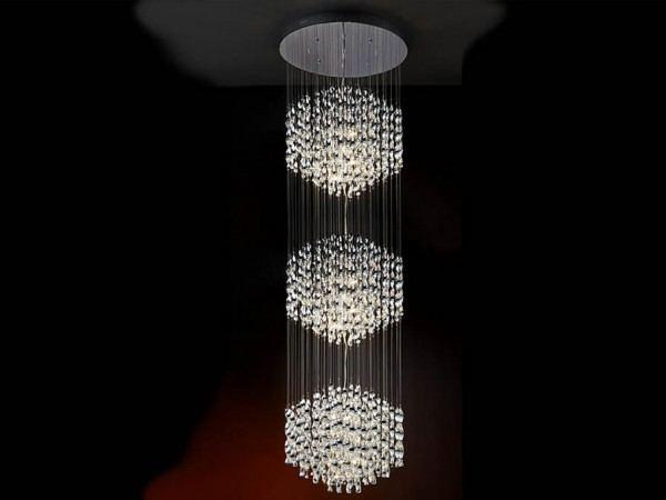 Schuller Espiral Pendant 3l Lighting Brooklyn,New York- Accentuations Brand