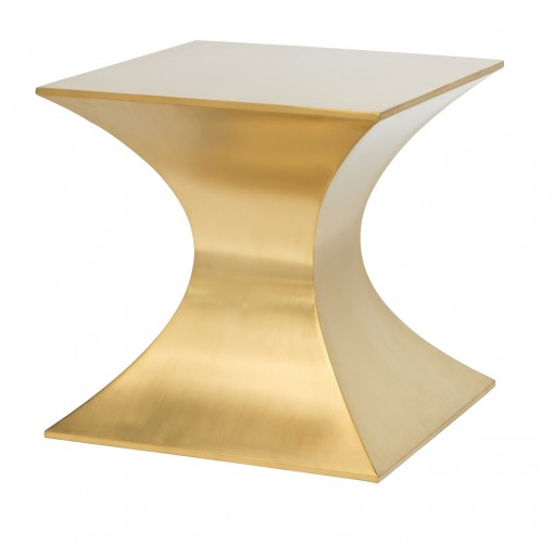 Nuevo Modern Furniture, Praetorian Side Table Brooklyn, New York