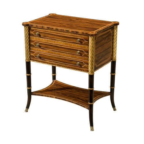 5005 792 Matlock Accent Table theodore alexander