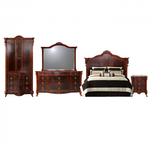 Ruth 2 Bedroom Set, Discount Bedroom Sets For Sale Brooklyn - Accentuations Brand