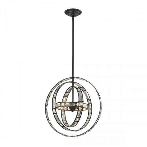 ELK Lighting Crystal Orbs 31660 Pendant Lighting Brooklyn,New York- Accentuations Brand