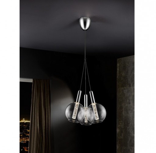 Schuller Eire Pendant 15w Lights Brooklyn,New York by Accentuations Brand