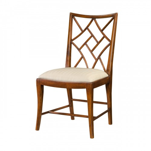 Theodore Alexande A Delicate Trellis Side Chairs on Sale Brooklyn - Accentuations Brand