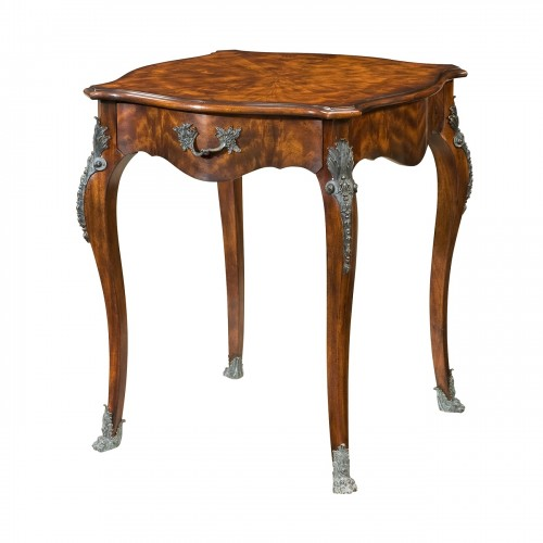 5005 342 Paw-Footed Accent Table theodore alexander