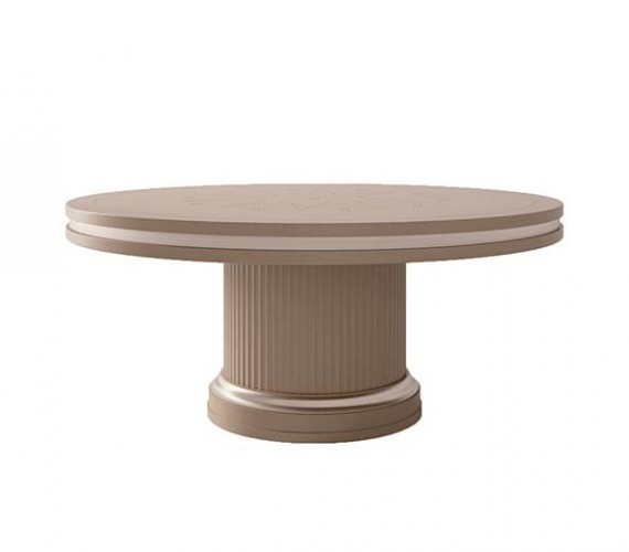 Deco Dining Table Circular, Cavio Casa Dining Table