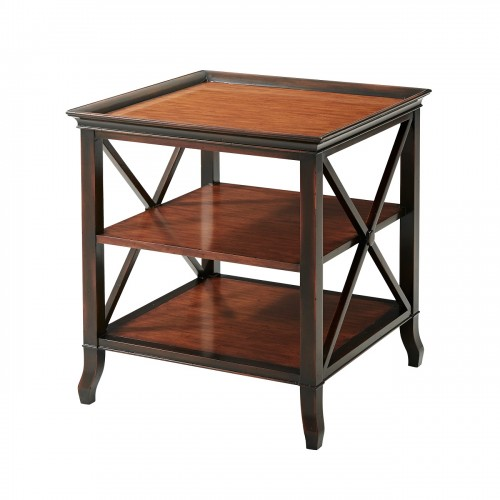 5000 517 Forest Pines Accent Table theodore alexander