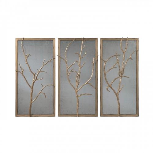 Hawthorn Trio Wall Décor, Theodore Alexander Wall Décor Brooklyn, New York, Furniture by ABD