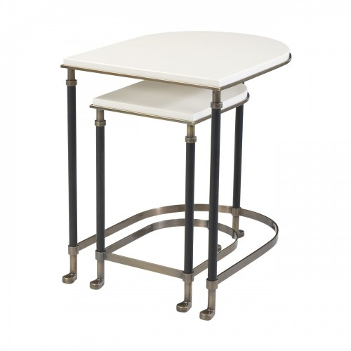 Eclectics Accent Table, Theodore Alexander Table Brooklyn, New York