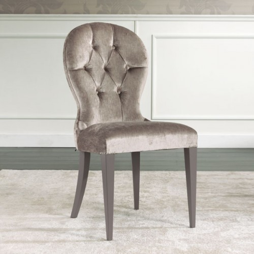 Seven Sedie, Leather Dining Chairs for Sale, Calipso-Chair-0414s