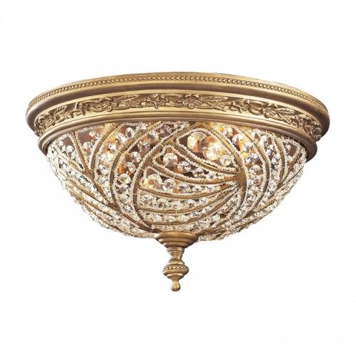 ELK lighting flush mount led ceiling light, Accentuations Brand, Furniture by ABD