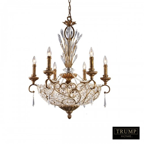 Senecal 240466 ELK Lighting Crystal Chandeliers Brooklyn,New York by Accentuations