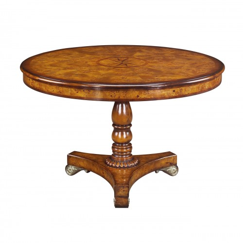 5405 004 High Tea Dining Table Theodore Alexander