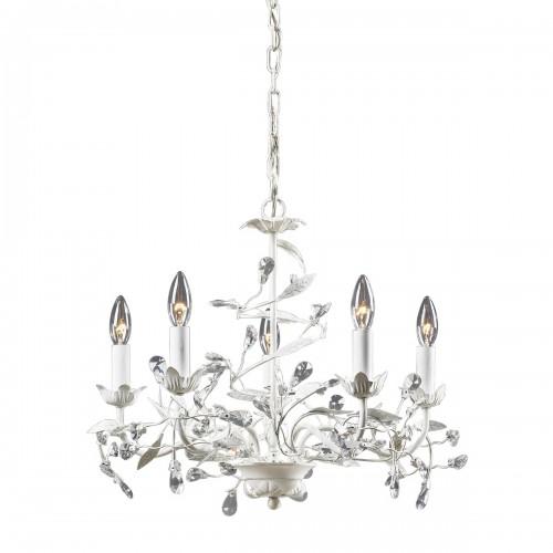 Modern Crystal Chandelier ELK Lighting, Accentuations Brand, Furniture by ABD