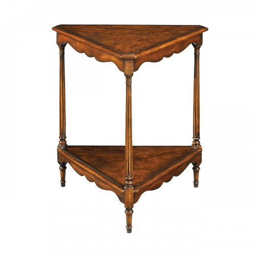 5005 344 Cornerpiece Accent Table theodore alexander