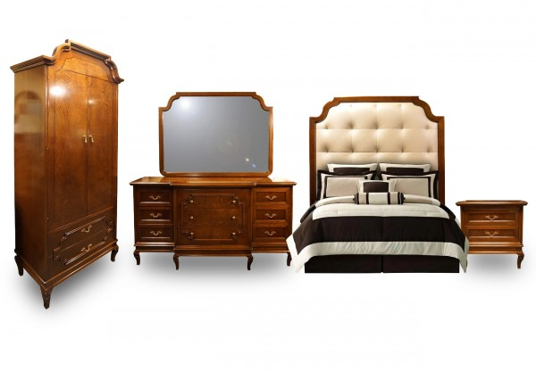 Verona Complete Bedroom Set, Complete Bedroom Sets for Sale, Accentuations Brand