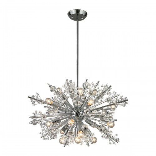 Starburst 11751 Contemporary Crystal Chandeliers ELK Lighting  Brooklyn,New York - Accentuations