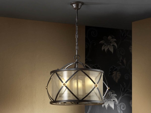 Schuller Cartago Pendant Lights Brooklyn,New York by Accentuations Brand