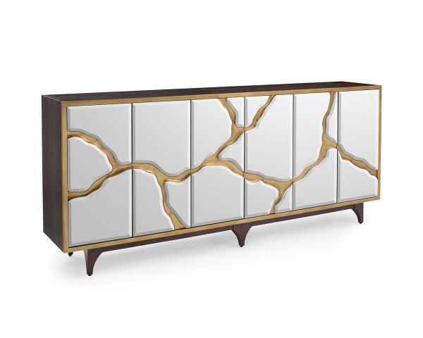 Ravine Credenza, John Richard Sideboard, Brooklyn, New York, Furniture by ABD