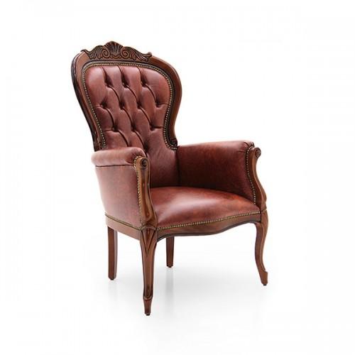 0218P seven sedie chair foglia