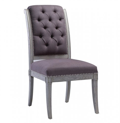 Accentuations Side Chairs On Sale, Addington Linen Side Chair