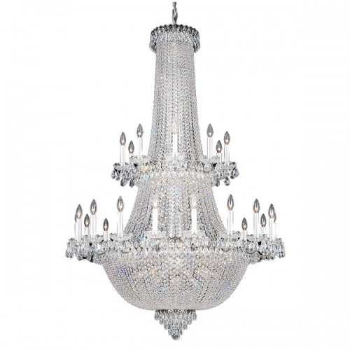 Contemporary Modern Crystal Schonbek Chandeliers on Sale Brooklyn - Furniture by ABD
