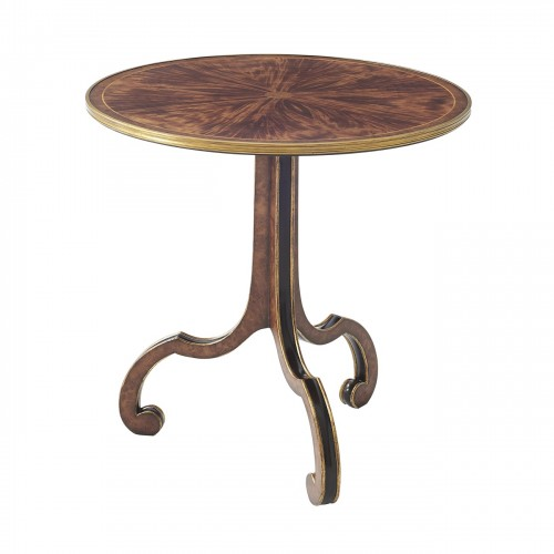 Theodore Alexander, Accent Lamp Table, Brooklyn, New York, Furniture by ABD