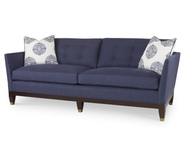 Century Furniture Modern 2 Seater Sofa, Brooklyn, New York, Furniture by ABD