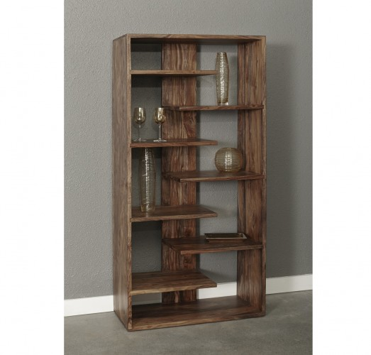 you will love everything about this bookcase from its towering height