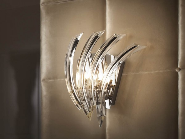 Schuller Eloise Wall Lamp Candle Sconces for Walls Brooklyn,New York- Accentuations Brand
