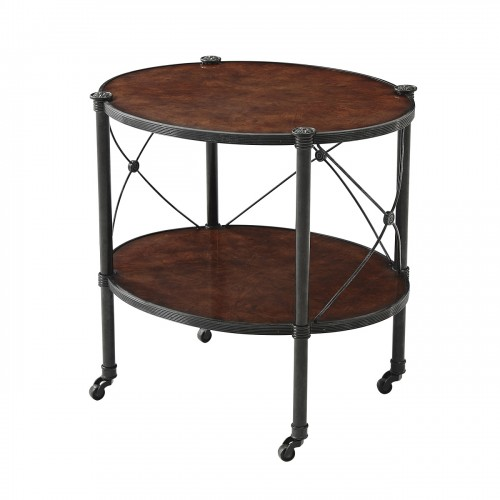 5005 075 Effortless Ii Accent Table theodore alexander
