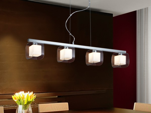Cube 4l1 Schuller Pendant Lighting Brooklyn,New York - Accentuations Brand