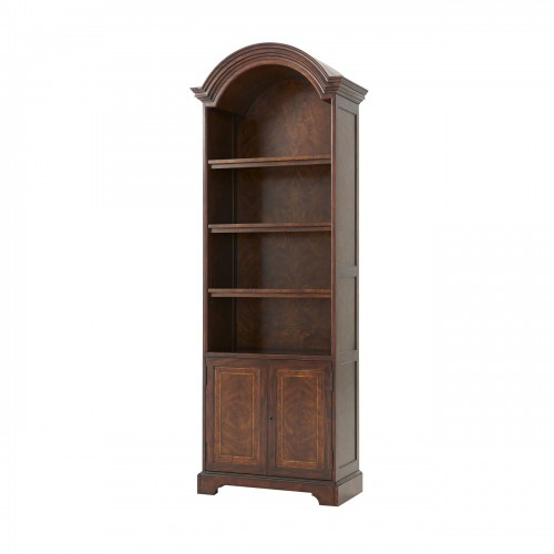 6305 178 The Edwardian Original Bookcase Theodore Alexander