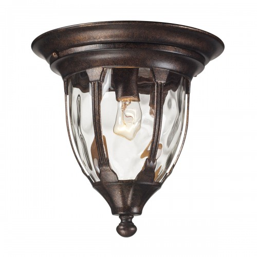 ELK Lighting Glendale 45004 Modern Outdoor Lighting Brooklyn, New York - Accentuations Brand