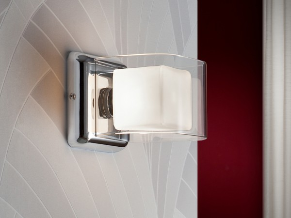 Schuller Cube Wall Lamp Wall Sconces for Sale Brooklyn,New York - Accentuations Brand