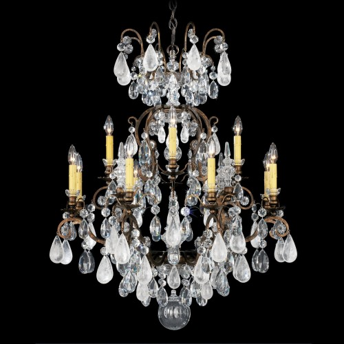 Crystal Schonbek Lighting on Sale, Furniture by ABD, Accentuations Brand