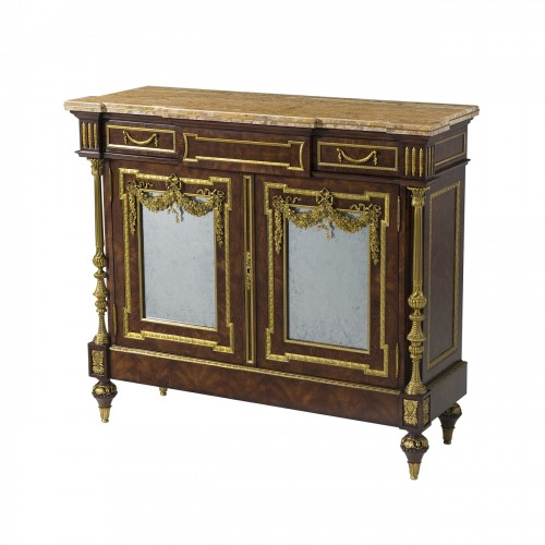 Bold As Brass Cabinet, Theodore Alexander Chest Brooklyn, New York